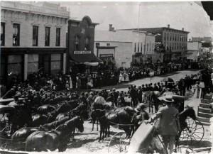 Ortonville main street